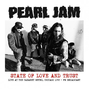 0634438238744 State Of Love And Trust: Live At The Cabaret Metro, Chicago