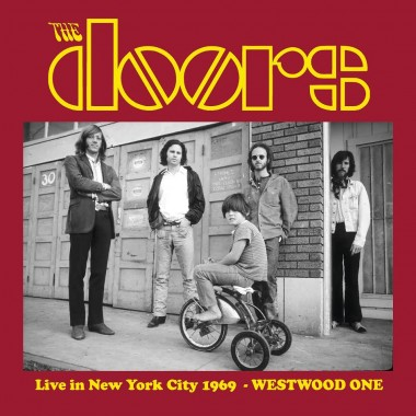 0634438933649 LIVE IN NEW YORK CITY 1969: WESTWOOD ONE BROADCAST