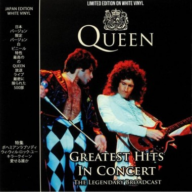 5060420346800 Greatest Hits In Concert - The legendary Broadcast (white)