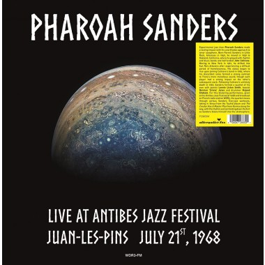 5060672883047 Live at Antibes Jazz Festival in Juan-les-Pins July 21, 1968