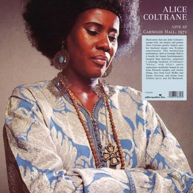 5060672883269 Africa - Live At The Carnegie Hall 1971