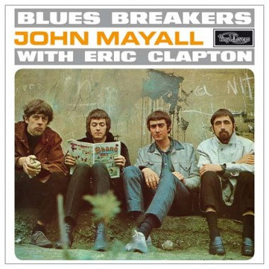 8013252900020 BLUESBREAKERS WITH ERIC CLAPTON