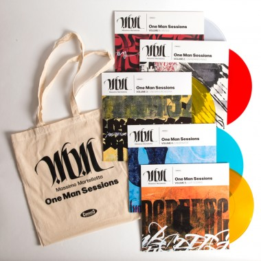 8055323521772 One Man Session Shopper Bundle