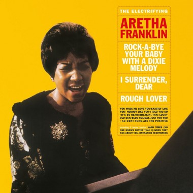 8055515230222 ELECTRIFYING ARETHA FRANKLIN