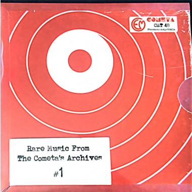 8056099003509 Rare Music From The Cometa s Archives #1
