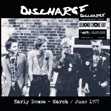 8592735007581 EARLY DEMOS MARCH/JUNE 1977 (Red Vinyl)
