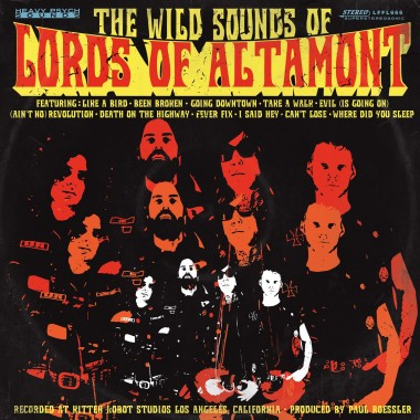 4059251130932 Wild Sounds Of Lords Of Altamont