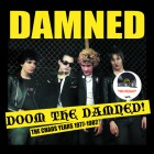 0637913515620 DOOM THE DAMNED (140GR BLACK)