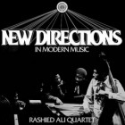 0889397108328 New Directions In Modern Music (clear vinyl)