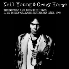 0634438681151 NEEDLE AND THE SUPERDOME: LIVE IN NEW ORLEANS SEPTEMBER 18TH