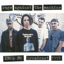 0637913847127 Kroq-Fm Broadcast 1995 (Red Vinyl)