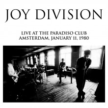 0637913903533 Live At The Paradiso Club Amsterdam 1980 (White Vinyl)
