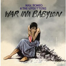0646315170214 WAR INA BABYLON (RED VINYL)