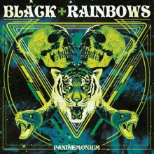 0658848677511 Pandaemonium (Vinyl In Green Fluo - Dark Greenish Cover)