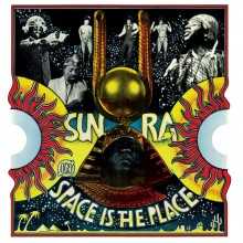 0725543104212 Space Is The Place (limited edition purple  gold vinyl)