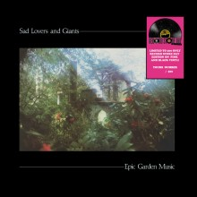 0889397100162 Epic Garden Music (Splatter Vinyl)