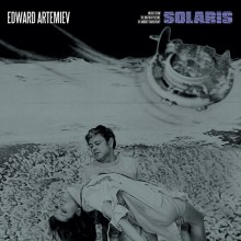0889397100872 SOLARIS: MUSIC FROM THE MOTION PICTURE BY ANDREY TARKOVSKY