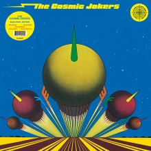 0889397105501 Cosmic Jokers (Blue Vinyl Edition)