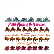 0889397610180 Piano Music Of The Near East