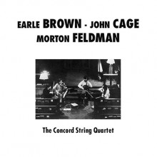 0889397836610 PLAYS BROWN, CAGE AND FELDMAN