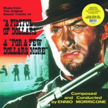 0889397841317 A Fistful Of Dollars  For A Few Dollars More (Oxblood Heavy