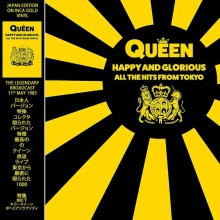 5060420348620 Happy  Glorious - All The Hits From Tokyo