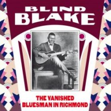 8013252453397 THE VANISHED BLUESMAN IN RICHMOND