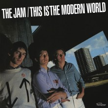 8013252999369 This is the modern world (Clear vinyl )