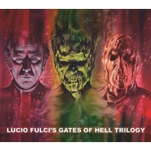 8032539494991 Lucio Fulci s gates of Hell trilogy  (Hard Paper Box + 40 Pa