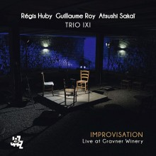 8052405143594 IMPROVISATION  Live at Gravner Winery