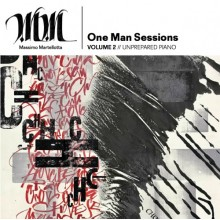 8055323520898 One Man Session Vol.2 - Unprepared Piano
