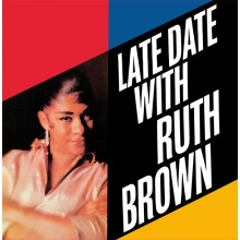 8592735004610 Late Date With Ruth Brown