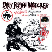 8592735007574 VIOLENT PACIFICATION AND MORE ROTTEN HITS 1983-1987 (140GR B