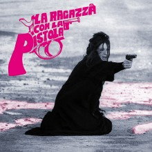 8013252732225 LA RAGAZZA CON LA PISTOLA (pink and black vinyl)