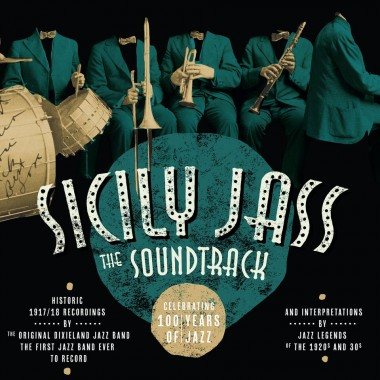 8056099001390 Sicily Jass - The Soundtrack