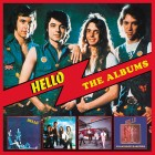 5013929056107 HELLO - THE ALBUMS: DELUXE FOUR CD BOXSET