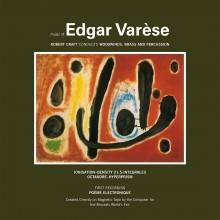 0889397610029 Music of Edgar Varese Vol. 1