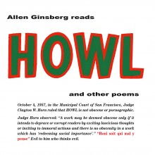 0889397610241 HOWL AND OTHER POEMS
