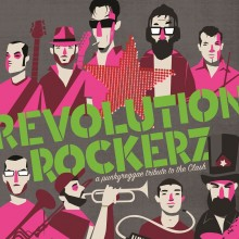 8056099001635 Revolution Rockerz - A Punky Reggae Tribute to the Clash
