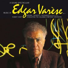 0889397610036 Music of Edgar Varese Vol. 2