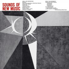 0889397610234 SOUNDS OF NEW MUSIC (Mossolov, Cage,Varse, Cowell, Luening)