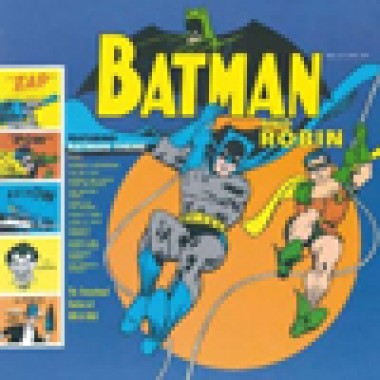 0889397831110 BATMAN  ROBIN