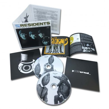 5013929360235 MEET THE RESIDENTS: 2CD PRESERVED EDITION