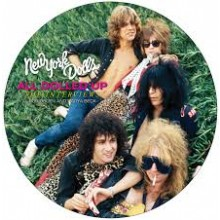 0760137665519 ALL DOLLED UP: INTERVIEW PICTUREDISC
