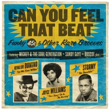 0825764002028 Can You Feel That Beat: Funk 45s and Other Rare Grooves
