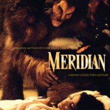 0859831008910 MERIDIAN: KISS OF THE BEAST SOUNDTRACK