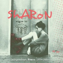 5013929553224 SHARON SIGNS TO CHERRY RED - INDEPENDENT WOMEN 1979-1985