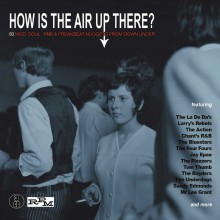 5013929553903 HOW IS THE AIR UP THERE?: 80 MOD, SOUL AND FREAKBEAT NUGGETS