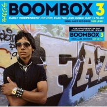 5026328104119 BOOMBOX 3 - Early Independent Hip Hop Electro And Disco Rap