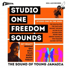 5026328104157 STUDIO ONE FREEDOM SOUNDS - Studio One In The 1960s